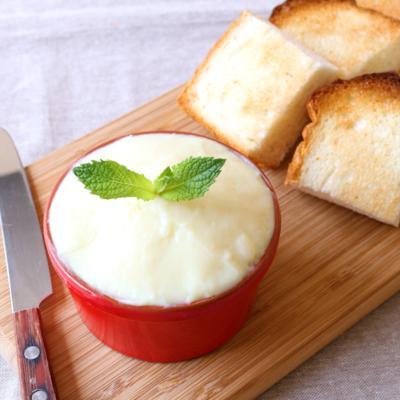 卵なし!豆乳のカスタードクリーム