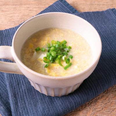 新生姜と長芋のトロトロスープ