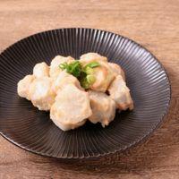 里芋の明太マヨ和え