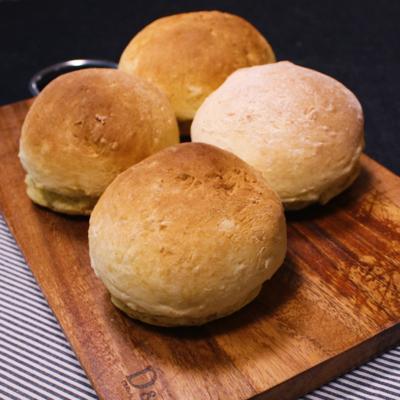 材料4つで!ごはんで作るごパン