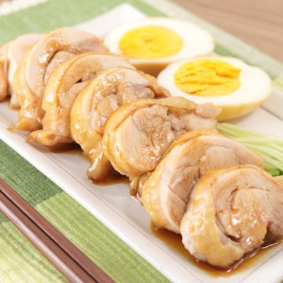 鶏もも肉で作る 簡単こってりチャーシュー