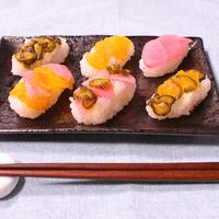 お手軽!漬物寿司