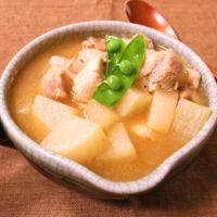 冬にピッタリ!鶏モモ肉と大根のとろみ煮