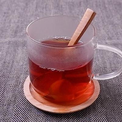 ティータイムに生姜紅茶