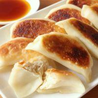 節約レシピ 豆腐ともやしの焼き餃子