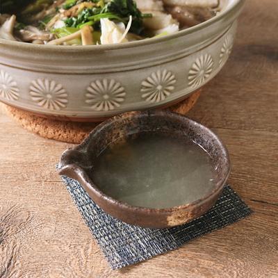 さっぱり 塩ゆずポン酢の作り方