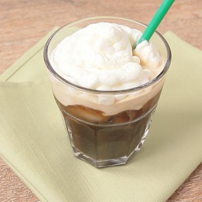 簡単 アイスウィンナーコーヒー