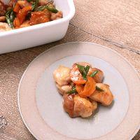 常備菜でアレンジ豊富 鶏もも肉と彩り野菜の照り焼き