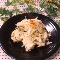 簡単!鶏の味噌マヨグリル焼き