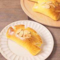 お家で作る とろーりクリームパン