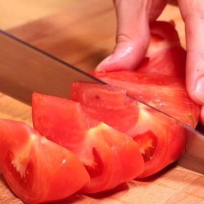 くし切り トマト