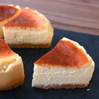 簡単に作れる基本のベイクドチーズケーキ