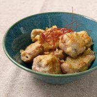 鶏肉のゆず胡椒焼き