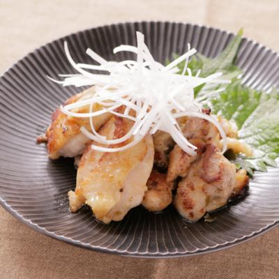 簡単鶏もも肉のゆず胡椒焼き