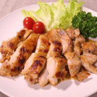 塩麹で!簡単鶏の照り焼きステーキ