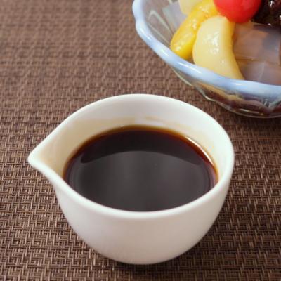 濃厚黒蜜の作り方