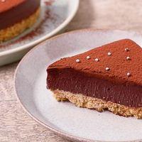 絶品!大人な生チョコケーキ
