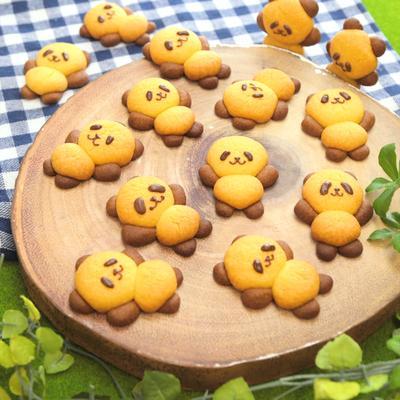 かわいい パンダクッキー