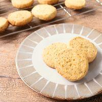 低糖質おやつ  大豆粉で紅茶クッキー