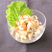 根菜のタルタルサラダ