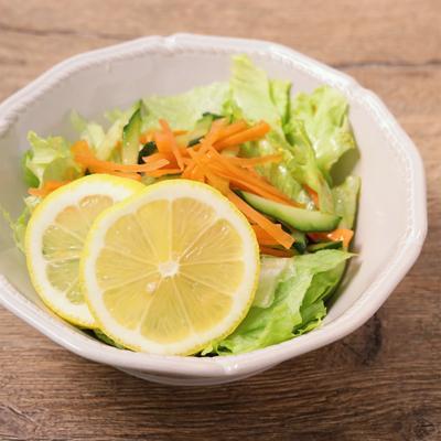爽やか レモン風味サラダ