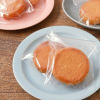 袋の口が汚れない クッキーのラッピング方法