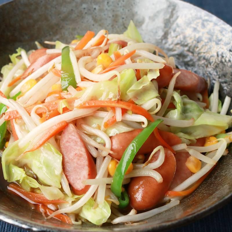 炒め 味付け 野菜