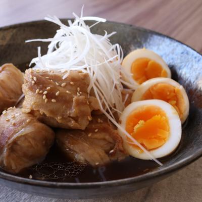 旨みたっぷり 豚しゃぶ肉のお豆腐角煮
