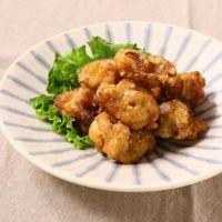 生姜たっぷり鶏の唐揚げ