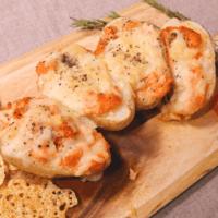 簡単!明太子とチーズのベイクドポテト