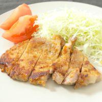 ご飯がすすむ 豚肉の塩麹味噌焼き