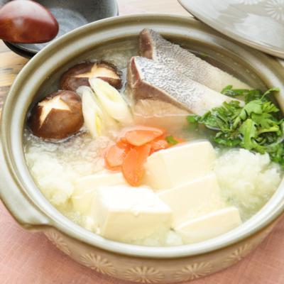 ぶりのおろし鍋