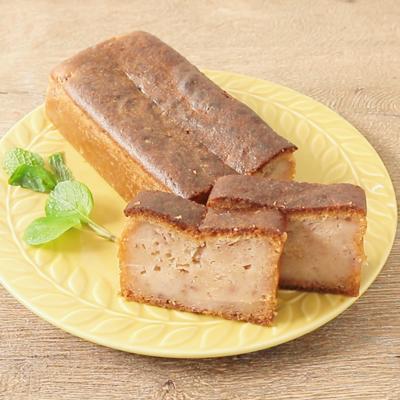 いちごたっぷり甘酒と塩麹のパウンドケーキ