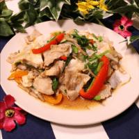 栄養満点ごはんのお供の定番!味付け簡単肉野菜炒め
