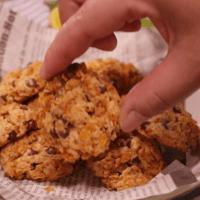 皆で作る!コーンフレーククッキー