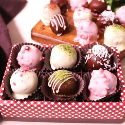3種のココアクッキーチョコボール