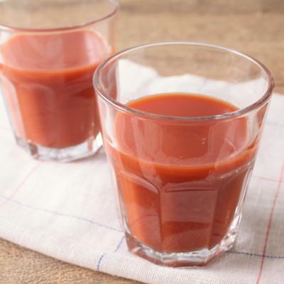 まいたけ茶のトマトジュース