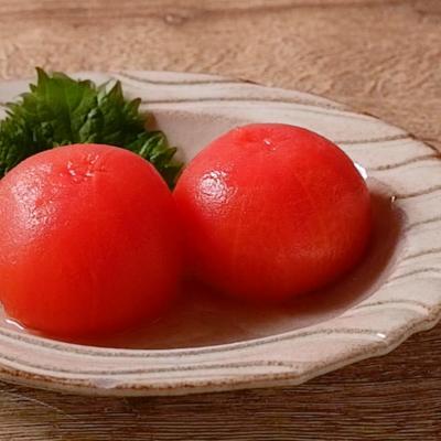トマトだけおでん