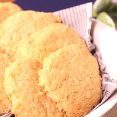 パン粉でできる!さくさくクッキー