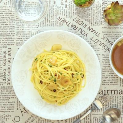 シンプルで美味しい ぺペロンチーノ
