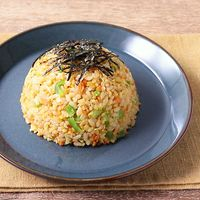 野菜たっぷり 玄米チャーハン
