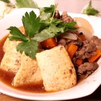 基本で簡単!肉豆腐