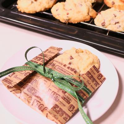 チョコチップドロップクッキー