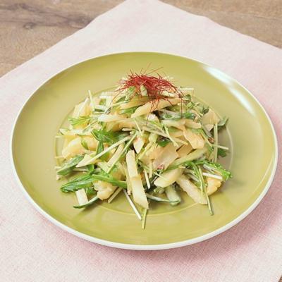 ピリ辛 シャキシャキポテトサラダ