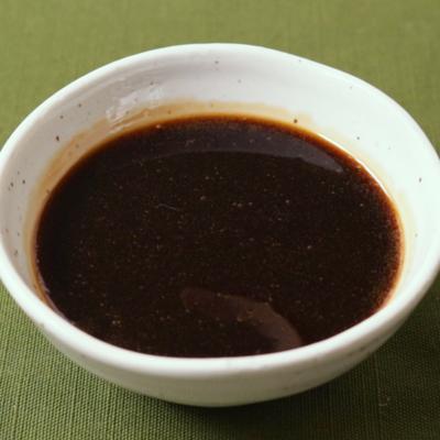 材料2つ 簡単黒蜜の作り方