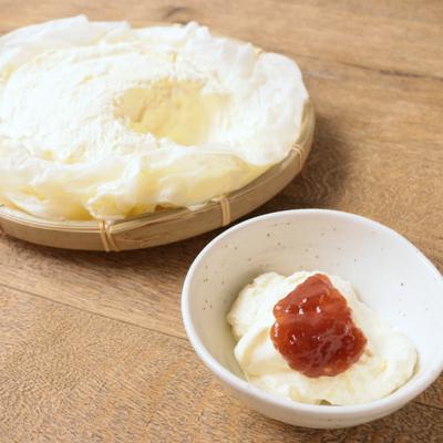 とろける食感 ふんわりレアチーズ