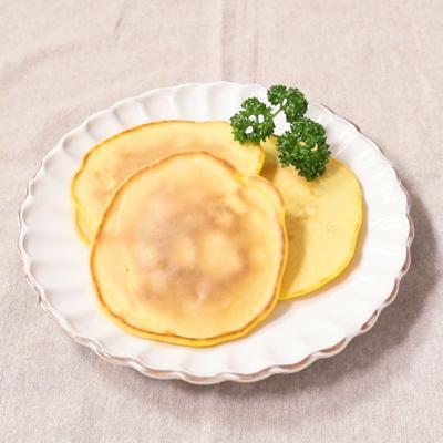 ミックスベジタブルの野菜パンケーキ