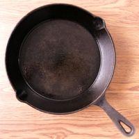 これで長持ち!スキレット鍋の最初のお手入れ方法