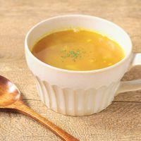 キャベツの簡単カレースープ