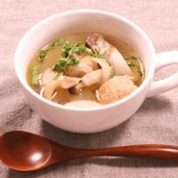 簡単あっという間!お野菜たっぷり肉団子スープ
